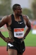 13.09.2011. - IAAF Miting Zagreb 2011. - David Oliver, USA